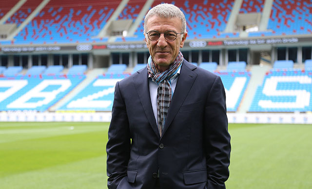 Ahmet Ağaoğlu: Şampiyonluğun en güçlü adayıyız