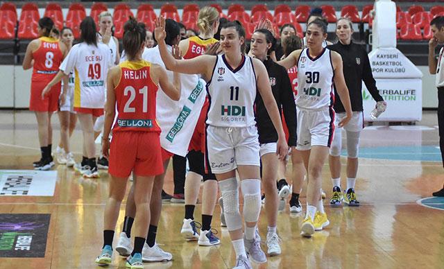 Beşiktaş HDI Sigorta Kadın Basketbol Takımı'nda 8 sporcu zehirlendi