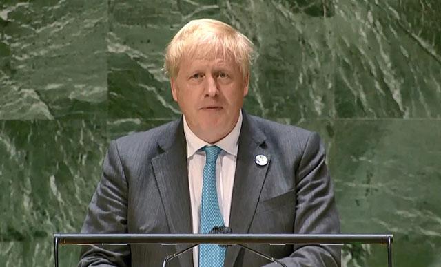 İngiltere Başbakanı Johnson: Kritik bir dönüm noktasına yaklaşıyoruz