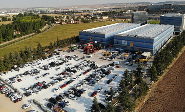 İnşaat sektörünün profesyonelleri Eskişehir'de bir araya gelecek