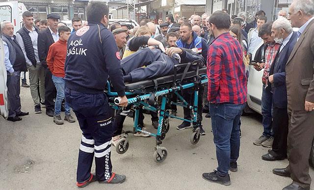 Kars'ta eski muhtar, silahlı saldırıda öldü