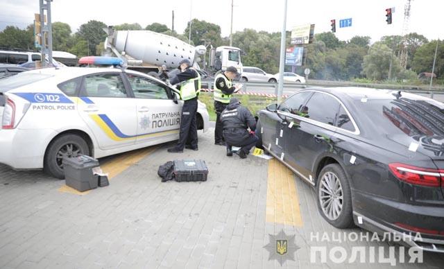 Ukrayna'da suikast soruşturması: Otomobile 18 kurşun isabet etmiş