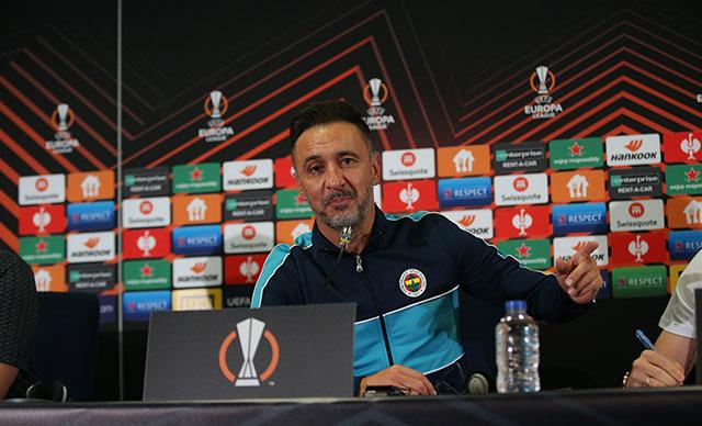 Vitor Pereira: Çok güçlü bir maç olacak